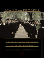 Stand and Prosper