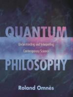 Quantum Philosophy