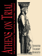 Athens on Trial: The Antidemocratic Tradition in Western Thought