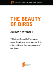 The Beauty of Birds: From Birdscapes: Birds in Our Imagination and Experience