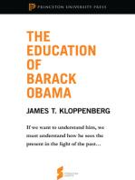 The Education of Barack Obama