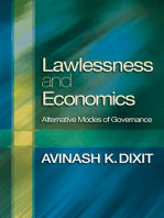 Lawlessness and Economics