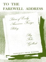 To the Farewell Address