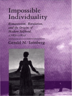 Impossible Individuality