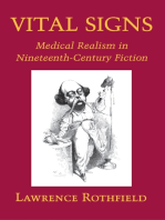 Vital Signs: Medical Realism in Nineteenth-Century Fiction