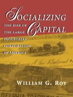 Socializing Capital