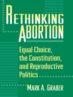 Rethinking Abortion