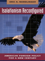 Isolationism Reconfigured
