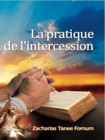 La Pratique De L'Intercession