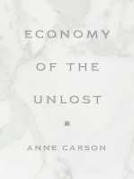 Economy of the Unlost
