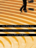 The Twenty-First-Century Firm