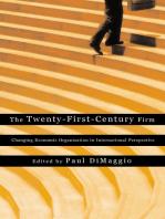 The Twenty-First-Century Firm