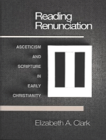 Reading Renunciation