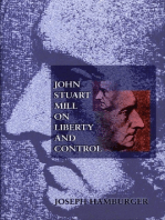 John Stuart Mill on Liberty and Control