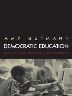 Democratic Education
