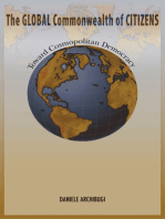 The Global Commonwealth of Citizens: Toward Cosmopolitan Democracy