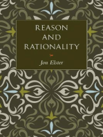 Reason and Rationality