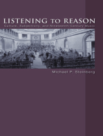 Listening to Reason