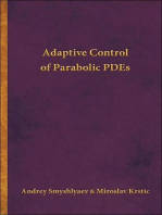 Adaptive Control of Parabolic PDEs