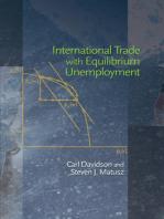 International Trade with Equilibrium Unemployment
