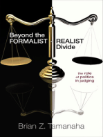 Beyond the Formalist-Realist Divide