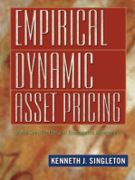 Empirical Dynamic Asset Pricing