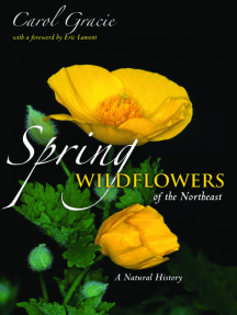 Spring Wildflowers of the Northeast: A Natural History