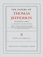 The Papers of Thomas Jefferson, Retirement Series, Volume 8