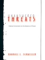 Unanswered Threats