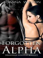 Forgotten Alpha (Paranormal Werewolf Romance)