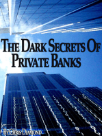 Discover The Dark Secrets of Private Banking and Federal Reserve (FED) by Learning The Art of Printing Money