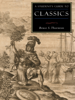 A Student's Guide to Classics