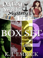 Darcy Sweet Mystery Box Set