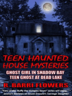 Teen Haunted House Mysteries Bundle