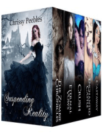 Suspending Reality (8 Fantasy Stories)