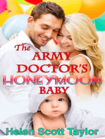 The Army Doctor's Honeymoon Baby (Army Doctor's Baby Series #6)