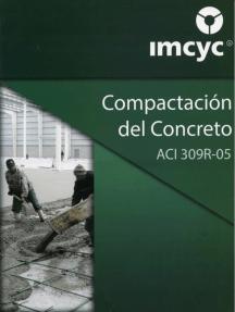 COMPACTACIÓN DEL CONCRETO ACI 309 R-89