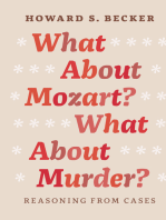 What About Mozart? What About Murder?: Reasoning From Cases