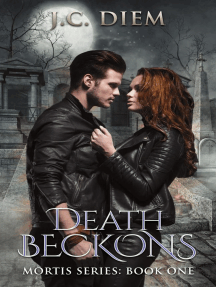 Death Beckons: Mortis Vampire Series, #1