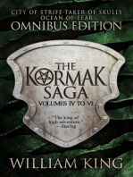 The Second Kormak Saga Omnibus