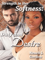 Duty and Desire (Strength in Her Softness, #1)