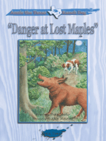 Annie the Texas Ranch Dog - Danger at Lost Maples