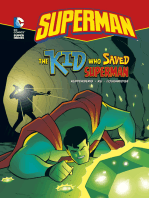 The Kid Who Saved Superman