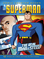 The Real Man of Steel (Superman