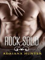 Rock Solid (Rock Hard #3) Seduced By The Rockstar - BBW Erotic Romance