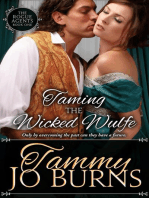 Taming the Wicked Wulfe (The Rogue Agents, #1)