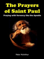 The Prayers of Saint Paul