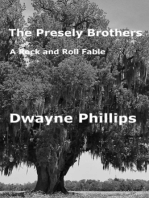 The Presley Brothers A Rock and Roll Fable