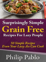 Surprisingly Simple Grains Free Recipes For Lazy People