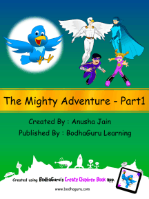 The Mighty Adventure: Part 1